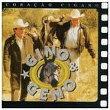 Gino E Geno Coraçao Cigano [cd Original Lacrado De Fabrica]